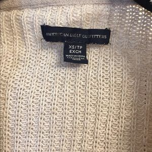 American Eagle Outfitters Sweaters - American Eagle Cream Cardigan